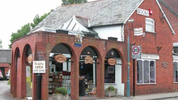 The Petersfield Bookshop is seen in this image taken from their Facebook page.