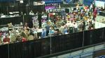 Sudbury Arena Convention Floor