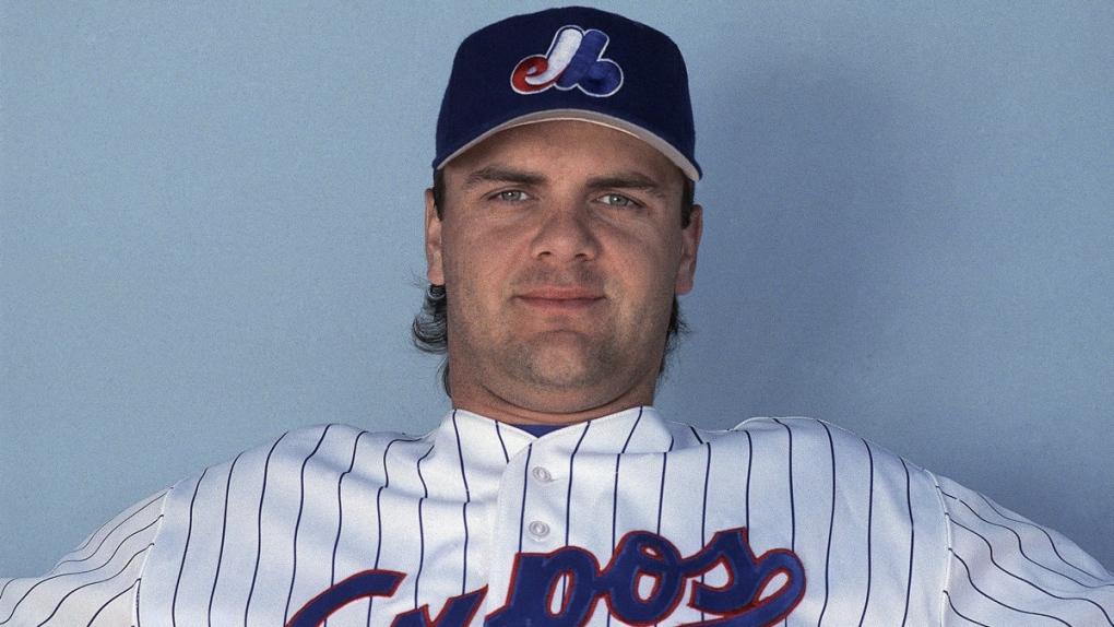 Larry Walker in 1994