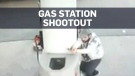 Caught on camera: Dramatic shootout at Ontario gas