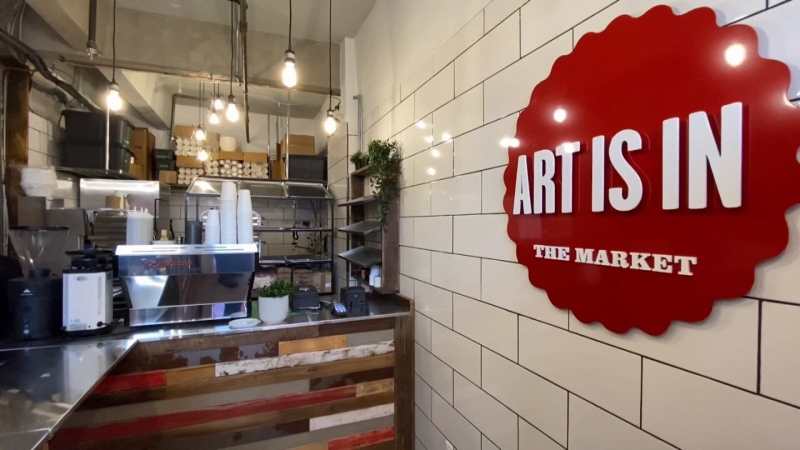 'Art Is In' bakery opening in ByWard Market