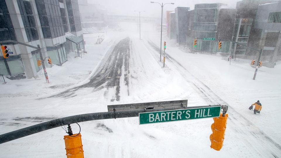 St. John's state of emergency