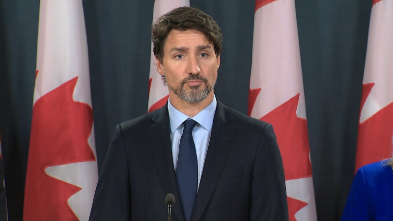 PM Trudeau announces compensation for families