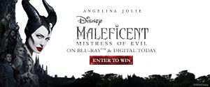Disney's Maleficent: Mistress of Evil on Blu-Ray R