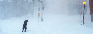 Blizzard conditions hammer St. John's, N.L.