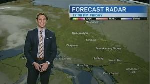 Will Aiello, CTV Northern Ontario weather specialist
