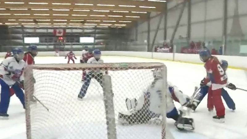 World's largest ringette tourney underway