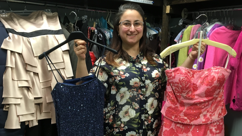 Sudbury Women's Centre hopes many will say yes to donating the prom dress
