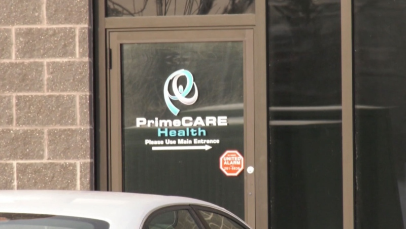 A multi-million-dollar lawsuit has been filed against PrimeCARE by its loan provider, ATB Financial.