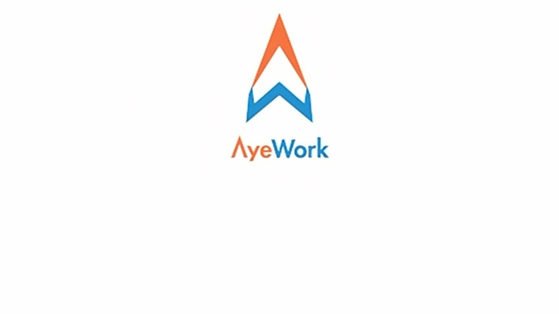 Student feedback on AyeWork App