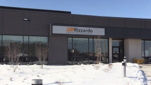 RVH expands health care to Innisfil at the Rizzardo Health and Wellness Centre. Jan. 17, 2020 (Craig Momney/CTV News)
