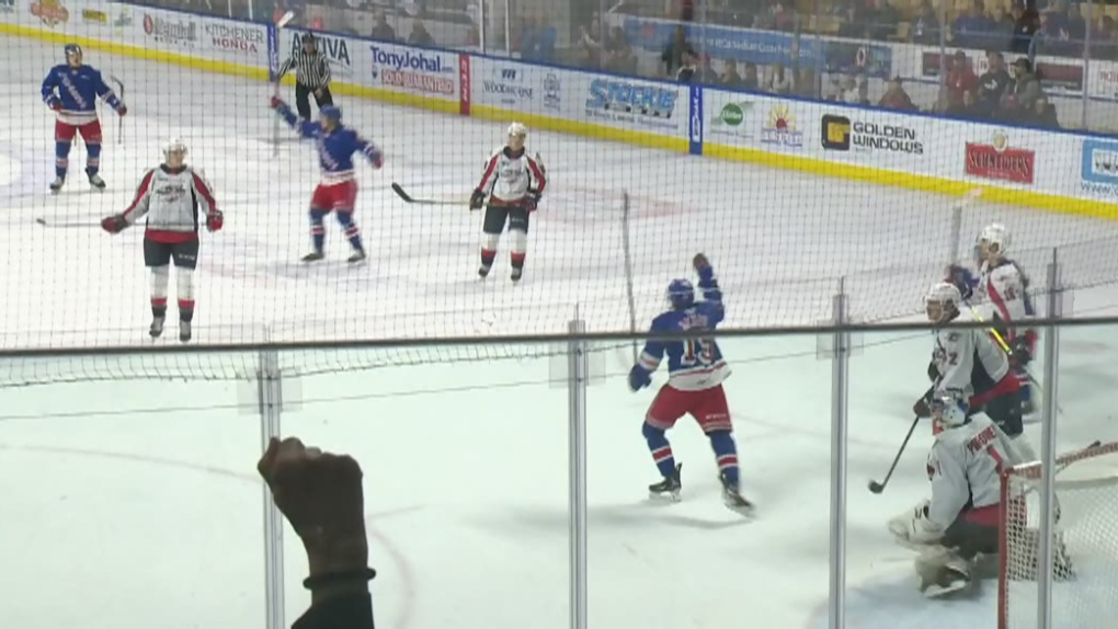 Kitchener Rangers are on a roll! Team wins 17 of their last 20 games