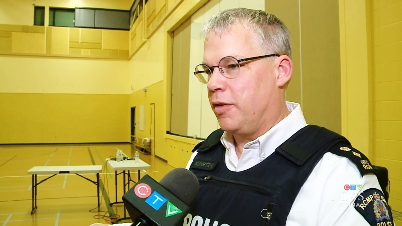 RCMP hold meetings across Sask.