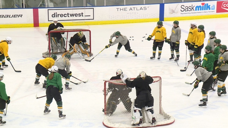 Cougars hockey finds success in relaxed approach