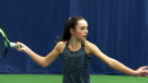 The Athlete of the Week is tennis player Waverly Potter. Glenn Campbell reports.