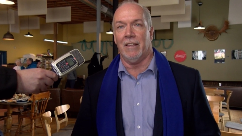Horgan reacts to Supreme Court loss