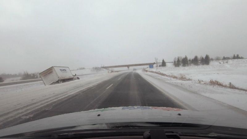 CTV National News: Blizzard hits East Coast