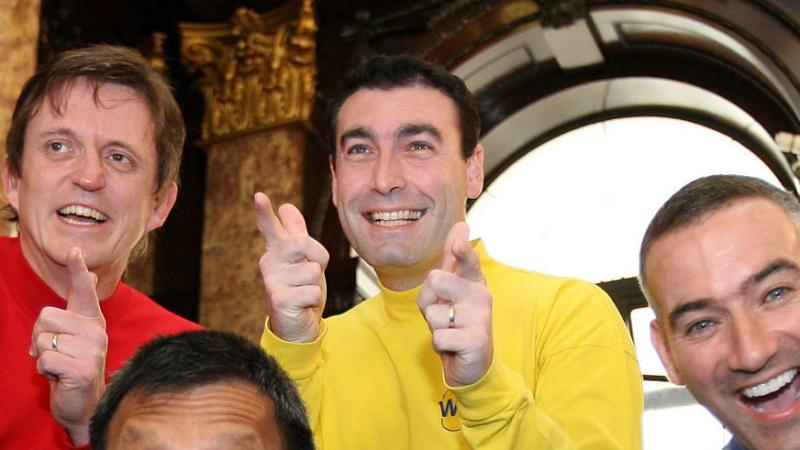 yellow wiggle