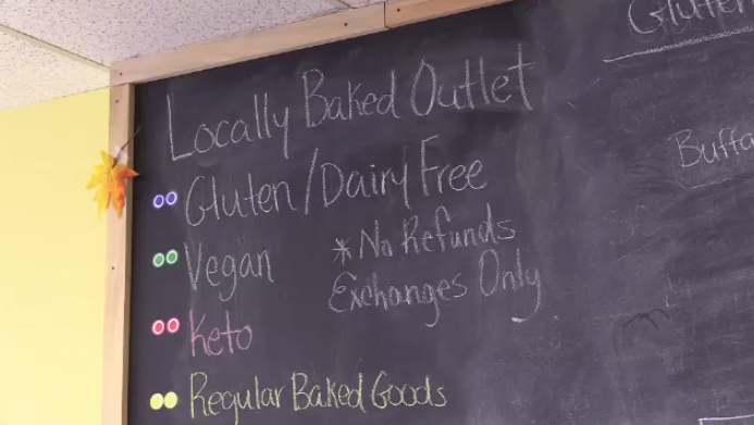 However, a bakery in Lower Sackville, Nova Scotia, is hoping to change the perception that the diet is too restrictive by offering a variety of keto-friendly foods – including tasty treats such as peanut butter hearts.