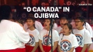 'O Canada' sang in Ojibwa ahead of Winnipeg Jets g