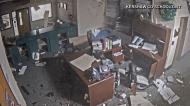 Caught on cam: Tornado tears through U.S. school