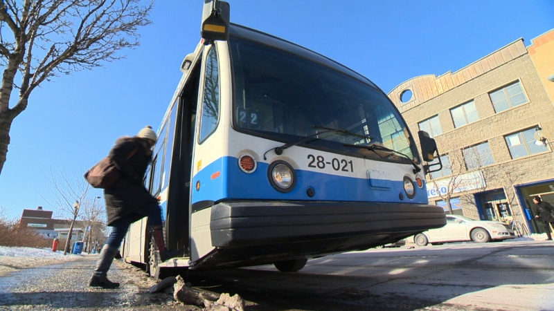 The STM is investing almost $1 billion in hybrid buses as it tries to persuade people to get out of their cars and onto public transit.