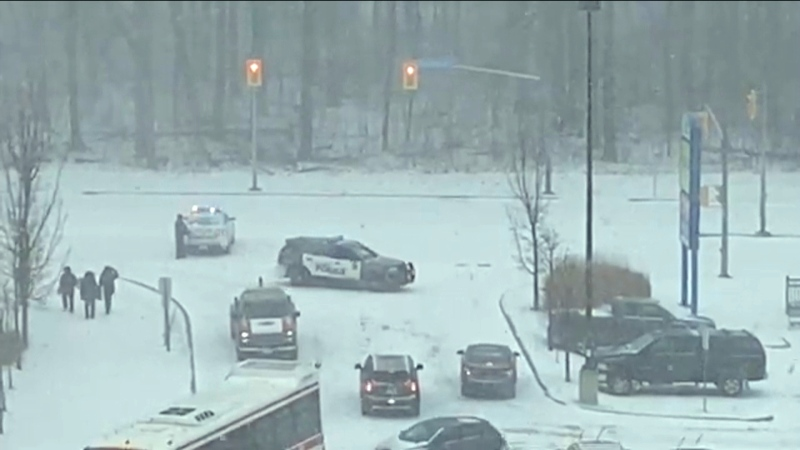 The SIU has been called in to investigate after a police-involved shooting near Scarborough Town Centre left a man with serious injuries. (CTV News Toronto)