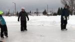 Winter Fun in Timmins