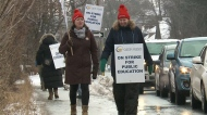 Ottawa mother frustrated by teachers' strikes