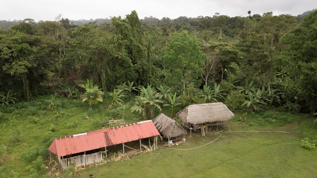 Cult allegedly kills 5 children, 2 adults in Panama jungle