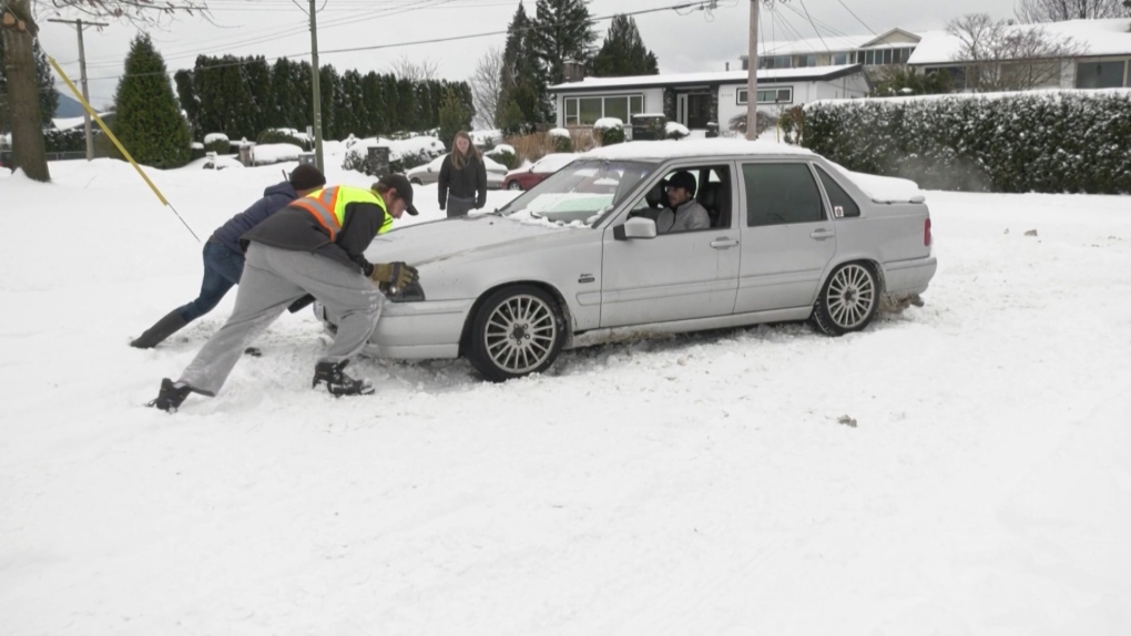 Fraser Valley residents seek relief as another winter storm bears down