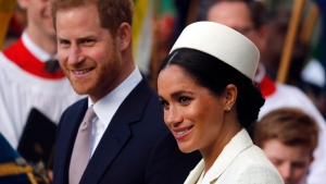 CTV National News: Harry and Meghan step down