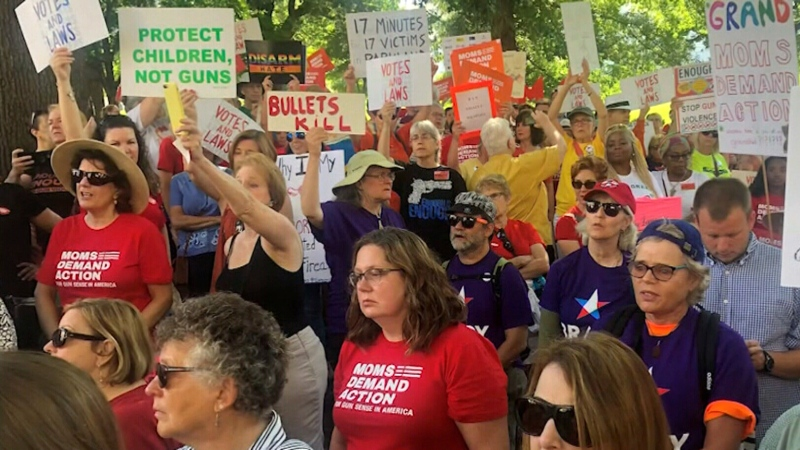 CTV National News: Virginia gun rally