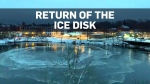 #IceDisk2020: Another spinning ice disk forms on M