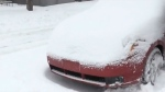 Stormy weather in N.S. and N.B.