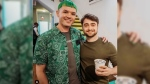Celebrity barista returns to home Fredericton