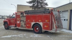 The City of Selkirk and the Selkirk Fire Department are donating Unit 9, a 1988 F800 pumper truck. (Source: City of Selkirk)