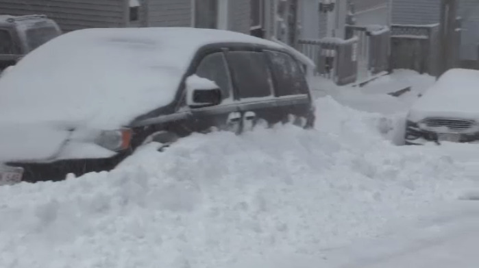 Storms bring unideal conditions to Maritimes