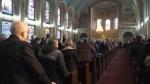 Local Ukrainians hold memorial for crash victims