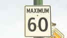 New speed limit on Marion and Goulet Street