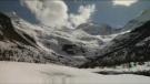 site of proposed Jumbo Glacier Ski Resort