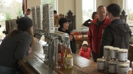 Island orchard receives blessing