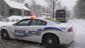 Police mascouche