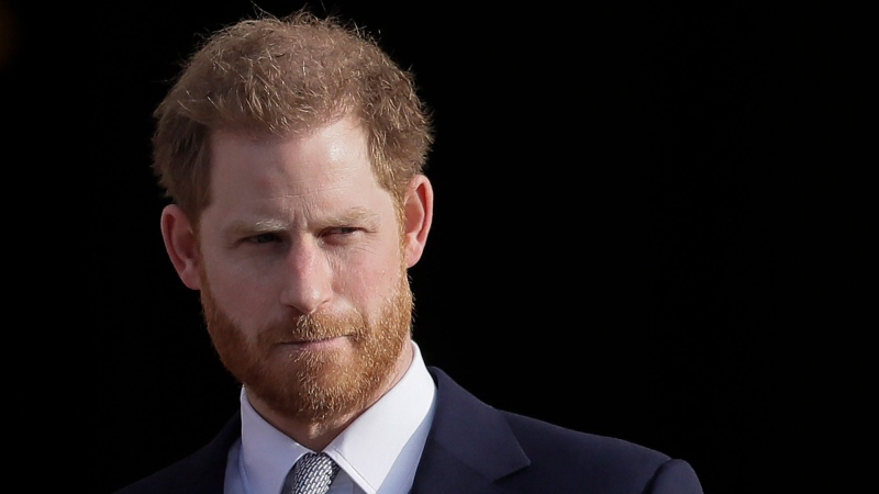 CTV National News: Prince Harry's emotional speech
