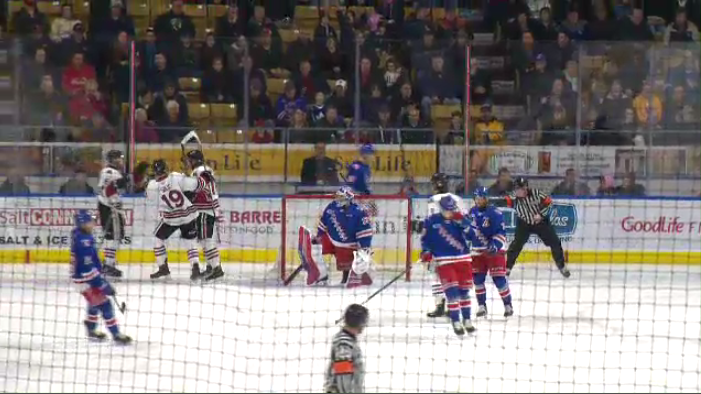 Sunday night's game was the second half of a home-and-home and a great one for fans of both the Kitchener Rangers and Guelph Storm.