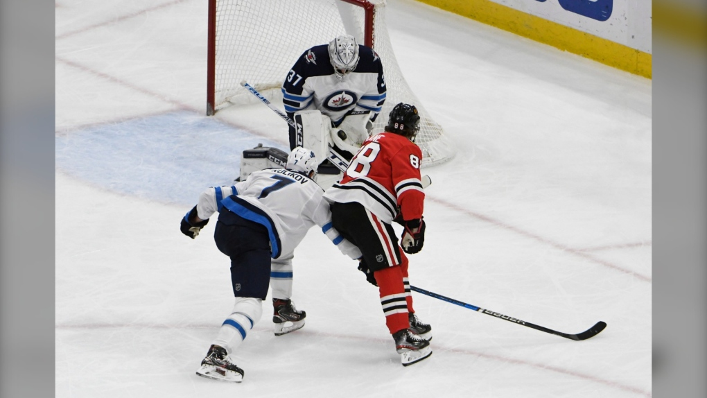 Winnipeg Jets vs. Chicago Blackhawks