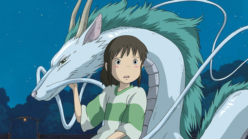 'Spirited Away' won the Academy Award for Best Animated Feature in 2003. Soon, it'll be available to stream on Netflix internationally and HBO Max domestically. (Studio Ghibli)