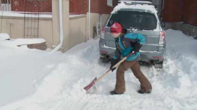 Ottawa hits the dead of winter