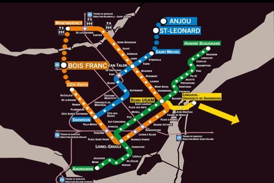 metro extension map