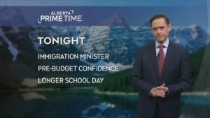 Alberta Primetime Jan 17, 2020